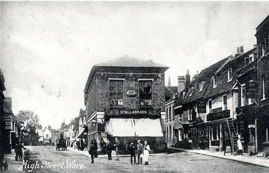 Ware High Street | Hertfordshire Archives and Local Studies