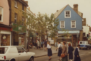 The High Street | Herts Archives & Local Studies
