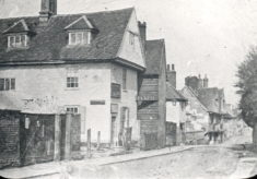 Cowbridge in 1851