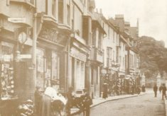Maidenhead Street, Hertford, 1911