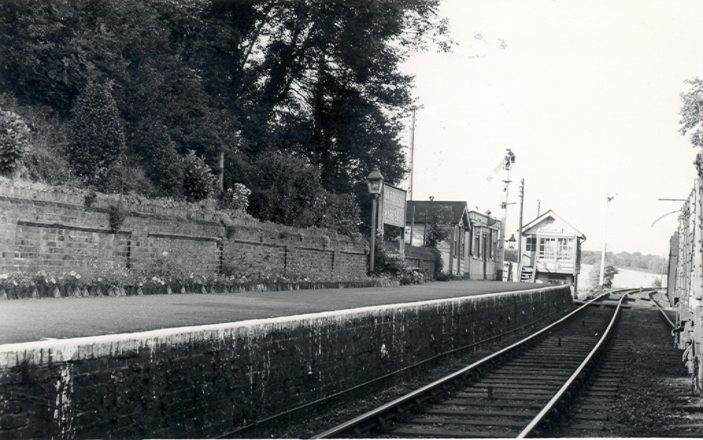 Mardock Station | Hertfordshire Archives and Local Studies