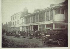 North Crescent Motor Works 1923