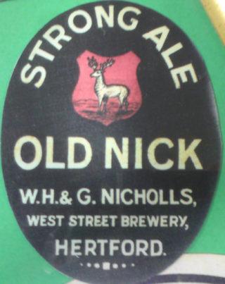 Nicholls Brewery
