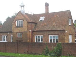 The Old Grammar School today