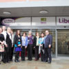 Hertford Library in Dolphin Yard