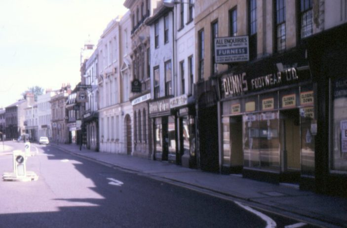 Fore Street (west end) | (c) Peter Ruffles