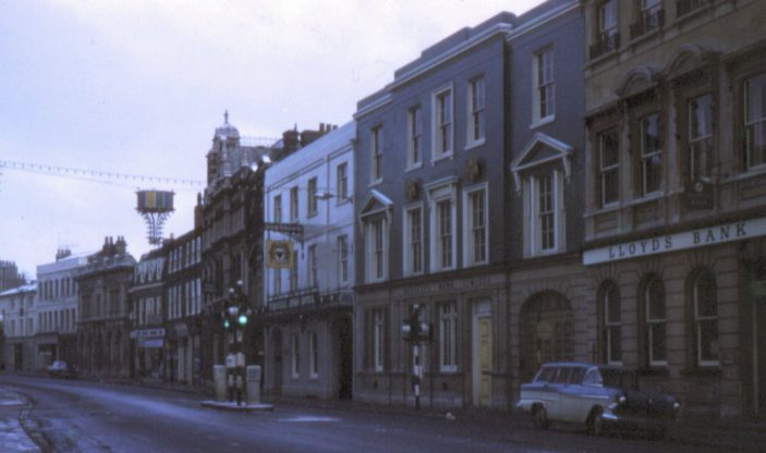 Fore Street (middle section) | (c) Peter Ruffles