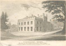 Historic Panshanger Parkland