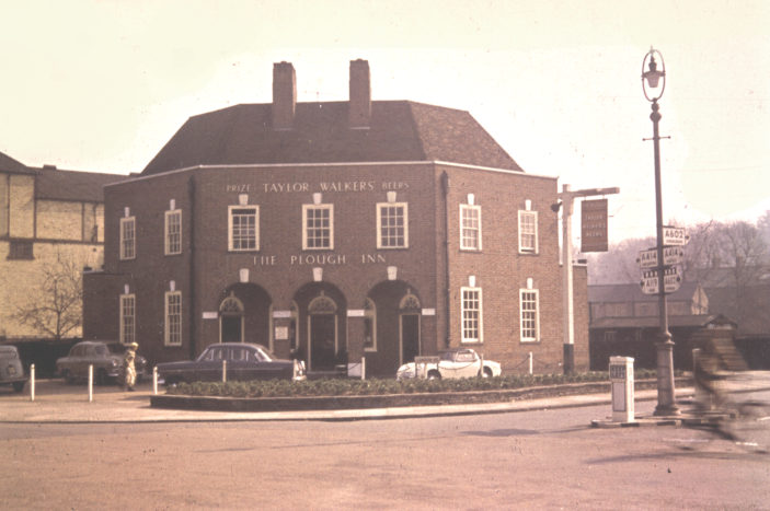 The Plough in 1959 | Hertfordshire Archives & Local Studies. Library collection