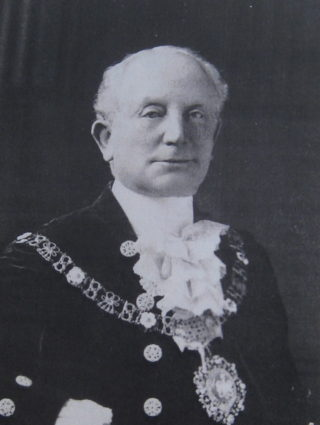 Sir George Faudel-Phillips