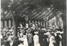 Hertford in 1911