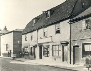 Railway Street - the scene of a grisly crime | Hertford Museum