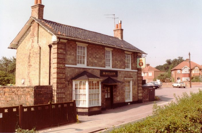 Rose and Crown - Watton Road in 1965 | Hertfordshire Archives and Local Studies