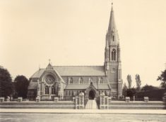 St Andrew's church, c. 1907