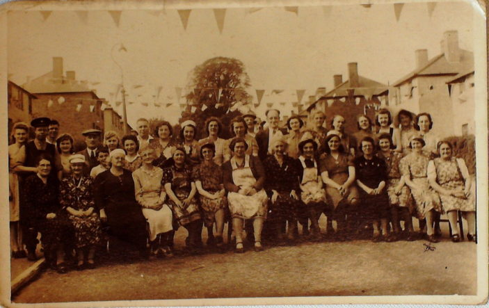 A VE Day Party in Ware