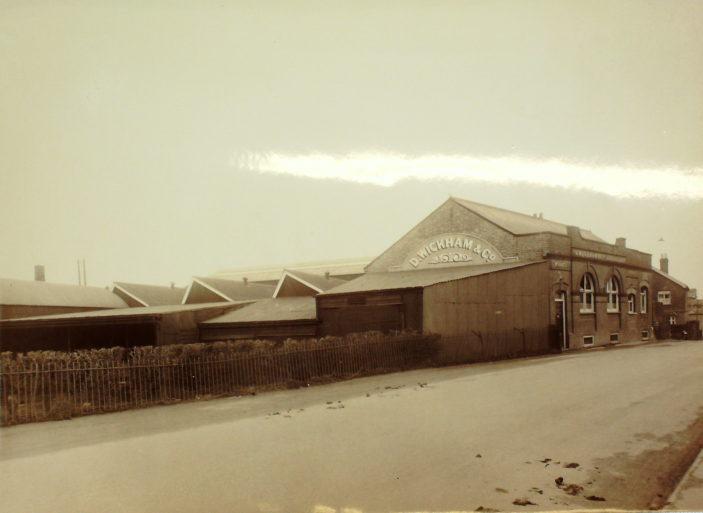 Wickham's Factory, Ware