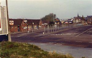 Bus Station; c 1973