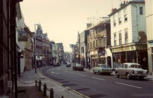 Fore Street; c 1973