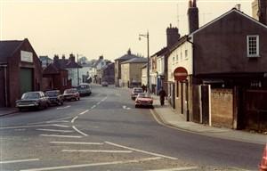 Railway Street; c 1973
