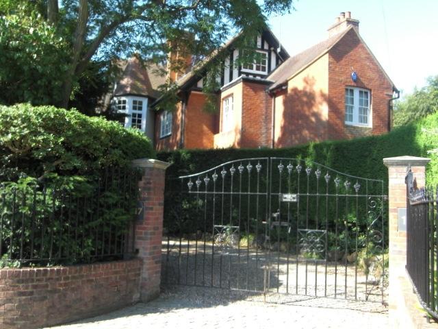 The Garden House, Warren Park Road, Bengeo in 2014