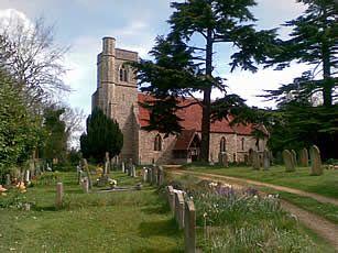 Thundridge Old Church