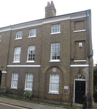 Wallace House in St Andrew Street