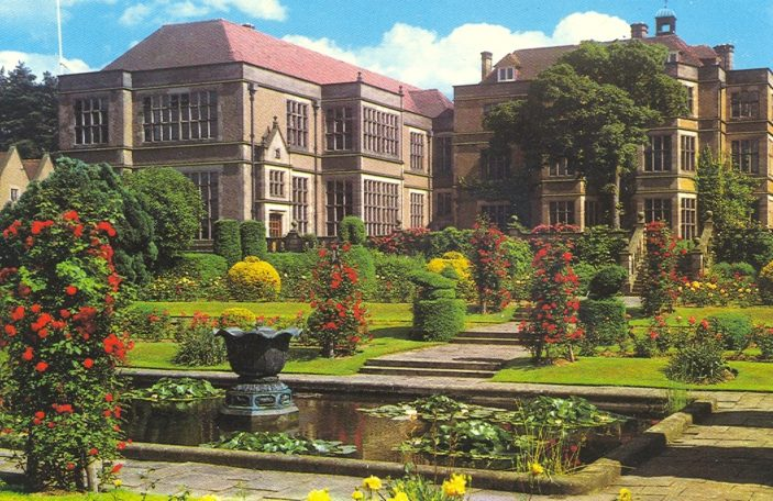 Fanhams Hall | Hertfordshire Archives and Local Studies