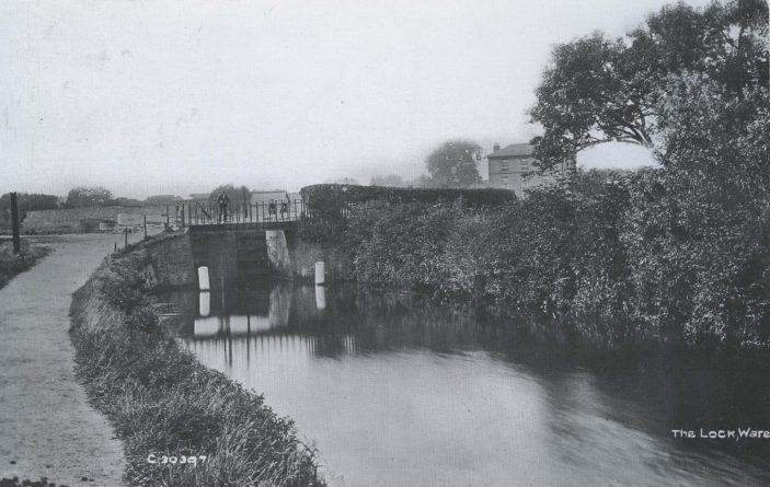 Ware Lock, 1916