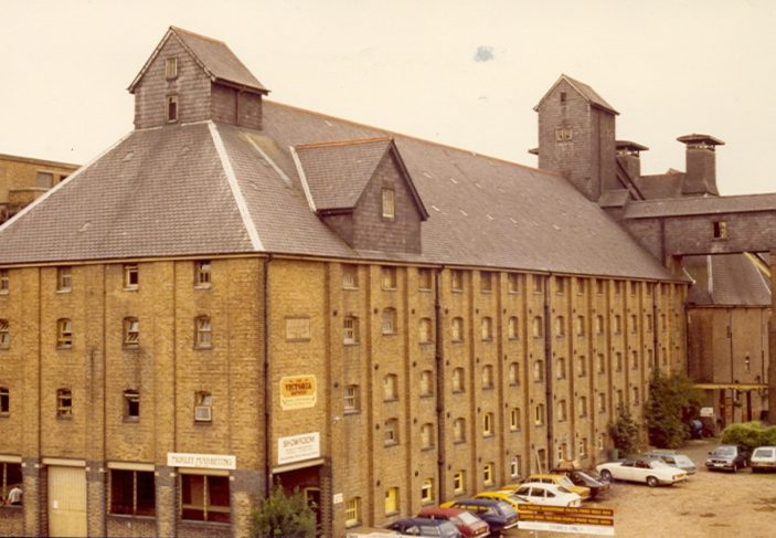 Victoria Maltings 1981 | Planning Department