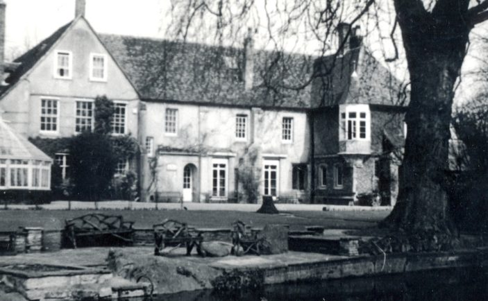 Ware Priory - from the river | Hertfordshire Archives and Local Studies