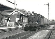 Ware Railway Station