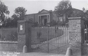 Ware Union Workhouse in the 1930s | Hertfordshire Archives and Local Studies