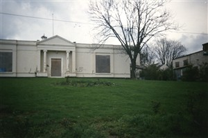 Western House in 1990   C Williams