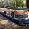 The new water bus service from The Lee & Stort Boat Co.