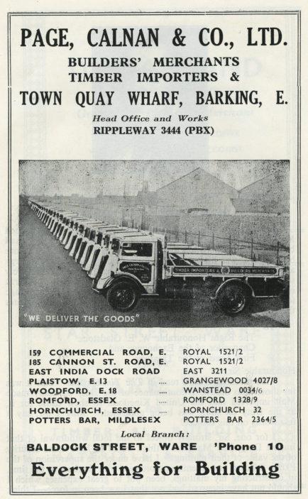 Ware exhibition of 1950