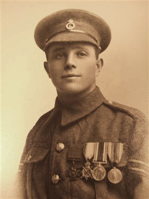Corporal Alfred Alexander Burt