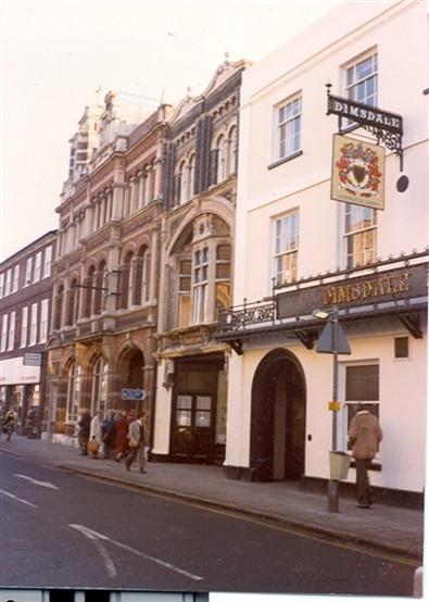 Dimsdale Arms