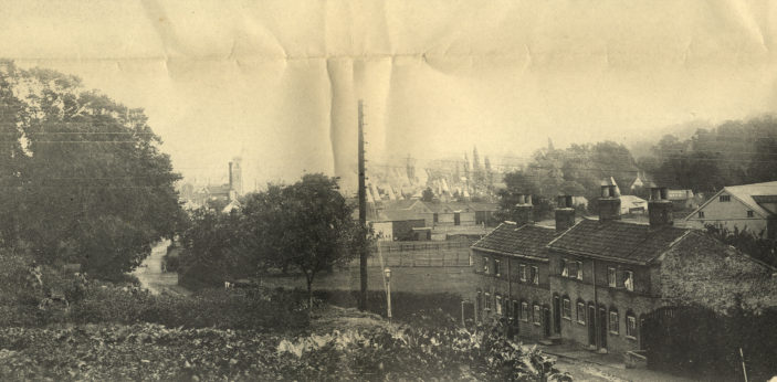 View towards Ware, 1895 | Herts Archives D.EHx.E883