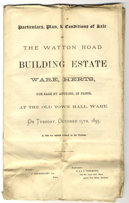 Watton Road, Ware