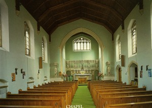 The chapel in 1985 | Hertfordshire Archives & Local Studies