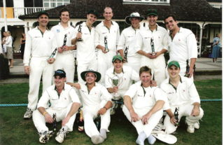 Becker (County) Cup Winning Side 2005
