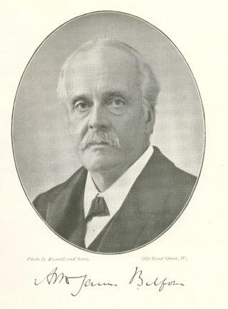 Arthur James Balfour | Hertforshire Mercury Supplement, Hertfordshire Archives and Local Studies