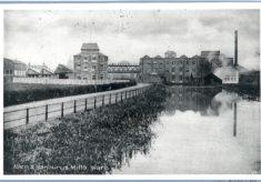 Allen and Hanbury Mills