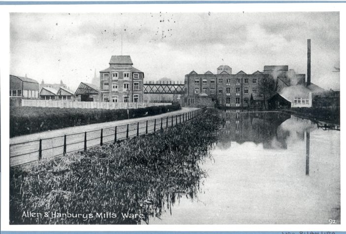 Allen and Hanbury Mills | Hertfordshire Archives and Local Studies
