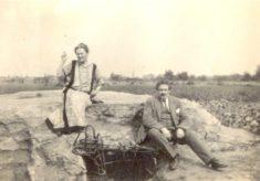 Harriet Parker Wren and Josiah Wren