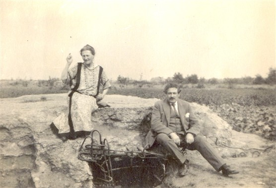 Harriet and Josiah Wren