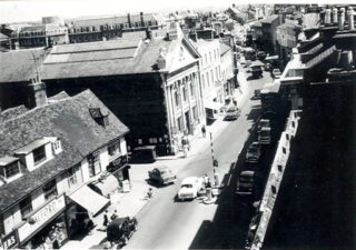 Looking East along Fore St. | Hertfordshire Archives and Local Studies