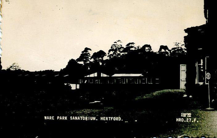 Ware Park Sanatorium. Hertford