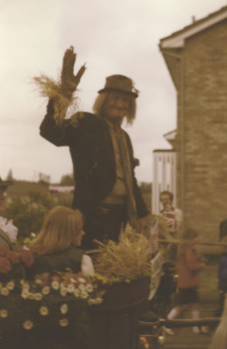 Worzel comes to Ware! | S Williams